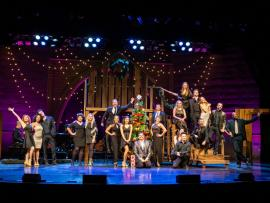 Transcendence's Broadway Holiday Spectacular Photo