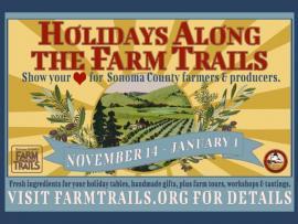 Holidays Along the Farm Trails Photo