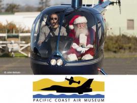 Santa Fly-In Photo