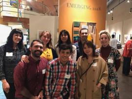 2019 Emerging Artist Exhibition Photo