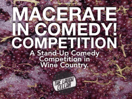 Macerate in Comedy Competition! Photo