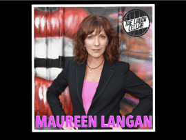 Comedian Maureen Langan Photo