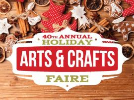 Holiday Arts and Crafts Faire Photo