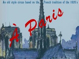 Cirque de Bohème: A Paris! Photo