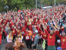 Healdsburg Turkey Trot Photo