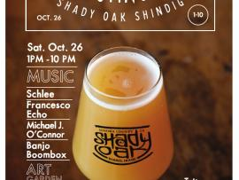 Out There Outings - Shady Oak Shindig Photo