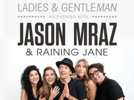 Jason Mraz and Raining Jane Photo