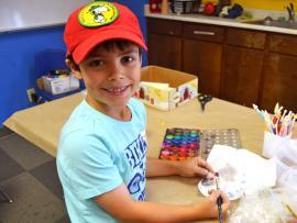 Holiday Gift-Making Workshop Photo