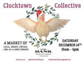 Clucktown Collective Holiday Market Photo
