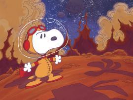 Snoopy: A Beagle of Mars Photo