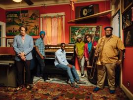A Tuba to Cuba: Preservation Hall Jazz Band Photo