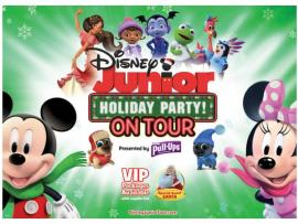 Disney Jr. Holiday Party! On Tour Photo