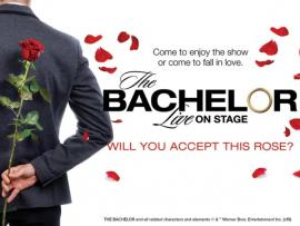 The Bachelor Live On Stage Photo