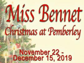 Miss Bennet - Christmas at Pemberley Photo
