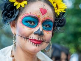 Virtual Event: Día de los Muertos Healdsburg Photo