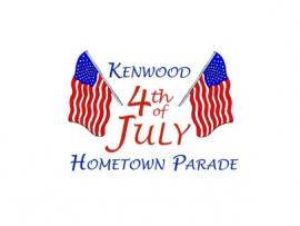 Kenwood Fourth of July Parade Photo
