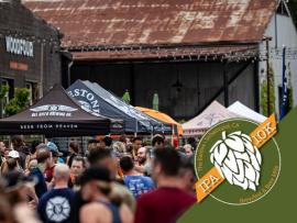 IPA10k Brewfest and Beer Mile Invitational Photo