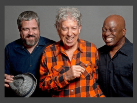 An Evening With: Elvin Bishop's Big Fun Trio Photo