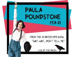 Paula Poundstone Photo