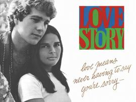 First Friday Film Series: Love Story Photo