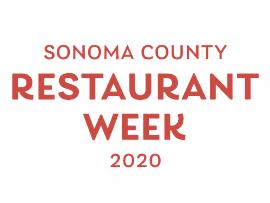 Sonoma County Restaurant Week Photo