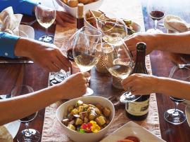 Food + Wine Dinner Series at Trione Winery Photo