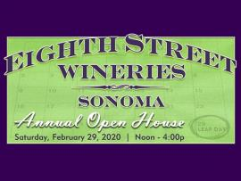 Eighth Street Wineries Annual Open House Photo