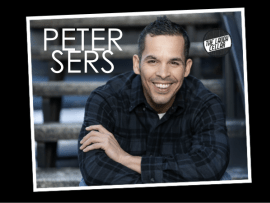 Comedian Peter Sers Photo