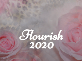 Flourish - Intentional Creativity® Workshop Photo