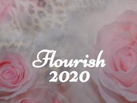 Flourish - Intentional Creativity® Workshop Photo