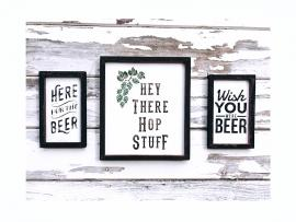 FeBREWary Beer Themed DIY Wood Signs Photo