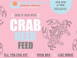 Woodfour Brewing Beer & Crab Feed Photo