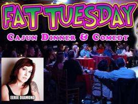 Fat Tuesday Cajun Dinner & Comedy Photo