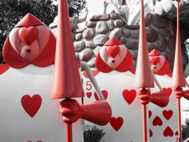Queen of Hearts Tea Party Photo