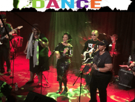 The Coolerators Dance Party at New Cotati Cabaret Photo