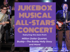 Jukebox Musical All-Stars Concert! Photo