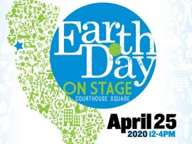 Santa Rosa's Earth Day OnStage 2020 Photo