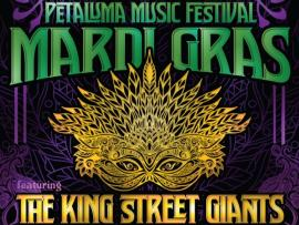 Petaluma Music Festival's 7th Annual Mardi Gras Party Photo
