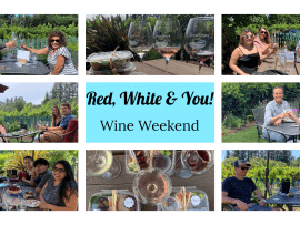 Red, White & You! Wine Weekend Photo