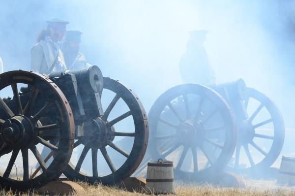 Cannons Photo 10