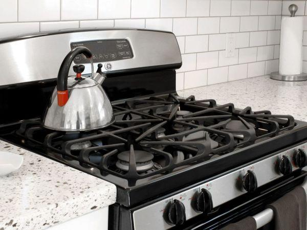 Gas stove Photo 9