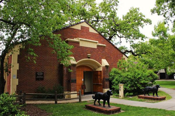 Jesse Peter Museum - The Museum is located in a WPA building on the beautiful Santa Rosa Junior College campus. Photo