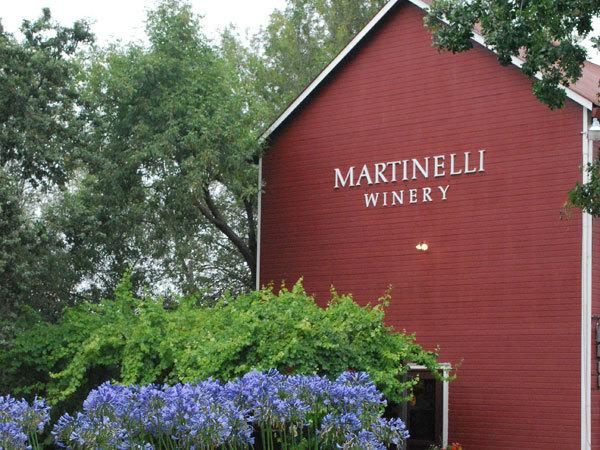 Martinelli Winery Photo