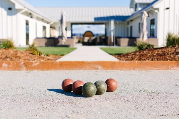 Bocce Ball Court Photo 3