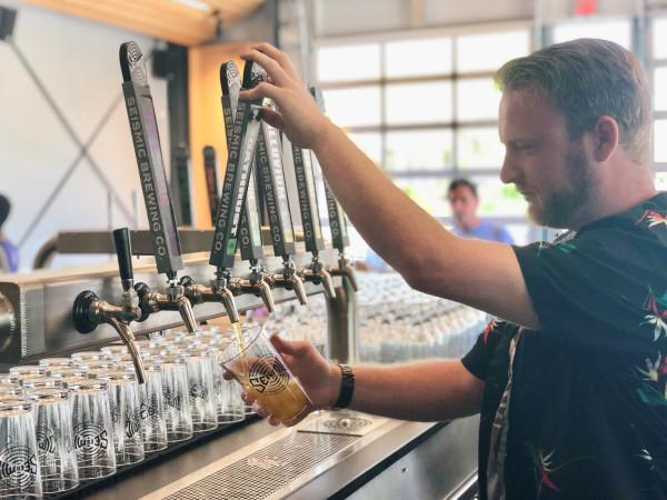 Seismic Brewing Company Photo 2