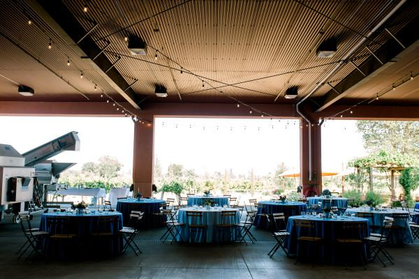 Industrial Chic Event Space on the Covered Crush Pad Photo 5