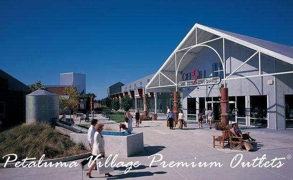 Petaluma Village Premium Outlets Photo