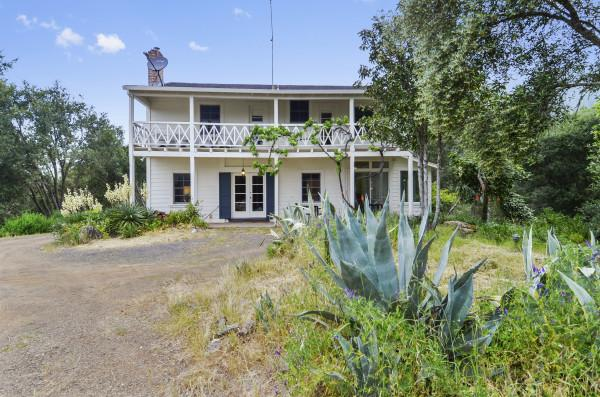 The Farmhouse at Black Mountain- Your Wine Country Dream Property! Photo 4