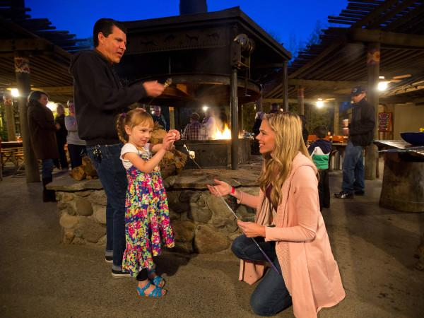 S'mores at Safari West Wildlife Preserve & African Tent Camp Photo 8