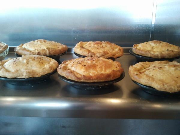 Jeff's Famous Chicken Pot Pies Photo